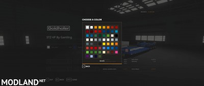 Goldhofer STZ-VP By Gamling v 1.0