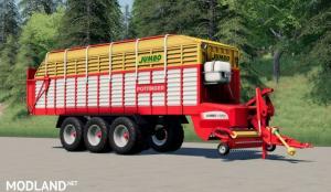 Pöttinger Jumbo Loading Wagon (43,000 Liters), 1 photo
