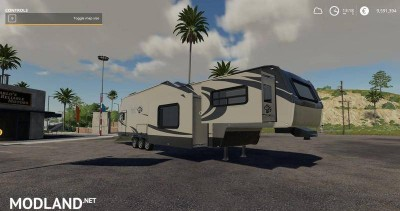 Grizzly Creek Toy Hauler v 1.2.1.0, 2 photo