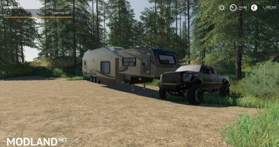 Grizzly Creek Toy Hauler v 1.2.1.0, 3 photo