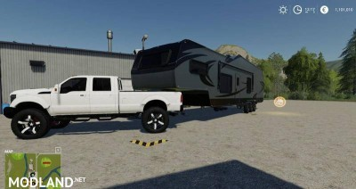 Grizzly Creek Toy Hauler v 1.2.1.0, 4 photo
