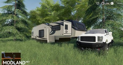 Grizzly Creek Toy Hauler v 1.2.1.0, 5 photo