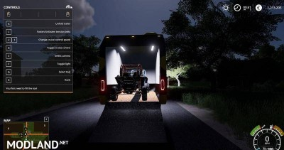 Grizzly Creek Toy Hauler v 1.2.1.0, 1 photo