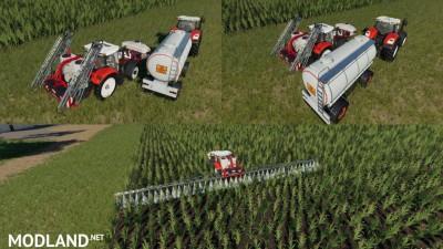 HS 8 Sprayers Support v 1.3, 3 photo