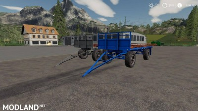 IFA HL 6002 Bale Trailer Pack v 1.0, 1 photo