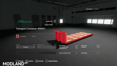 ITR Transport Container MultiColor v 1.0