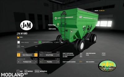 J&M 680 Gravity Wagons v 1.0, 5 photo