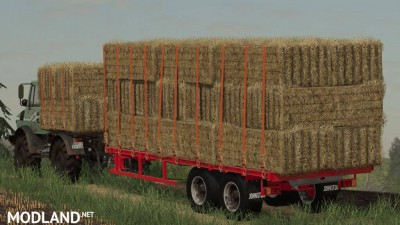 Johnston Brothers Modular Trailer v 1.0.3