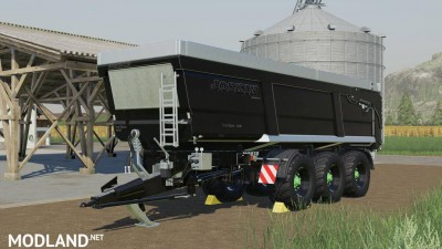 Joskin TransSpace 8000 v 1.1, 3 photo