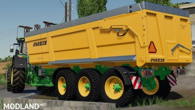Joskin TransSpace 8000 v 1.1, 5 photo