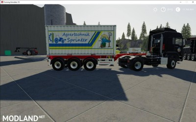 KassBohrer Trailer Pack v 1.0, 2 photo