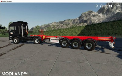KassBohrer Trailer Pack v 1.0 - Direct Download image
