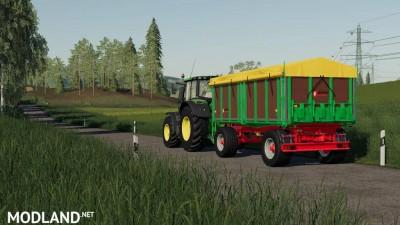 Kroeger Agroliner HKD302 v 1.1, 2 photo