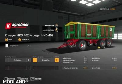 Kroeger HKD 402 screenprint v 1.0, 7 photo