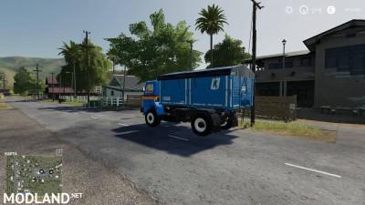 Kroeger HKD module for D-754 truck v 1.0, 2 photo