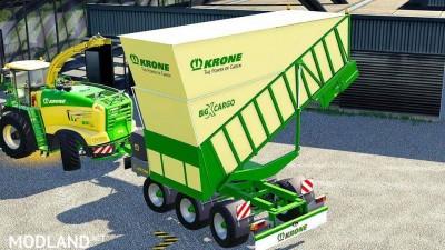 Krone Cargo v 1.0, 1 photo