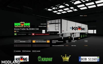 Krone Trailer By BOB51160 v 1.0.1, 3 photo