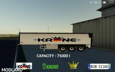 Krone Trailer By BOB51160 v 1.0.1, 1 photo