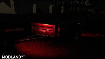 Lizard Car Trailer v 1.0.1, 4 photo