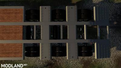 Lode King 50 ton Lowbed v 1.0, 2 photo