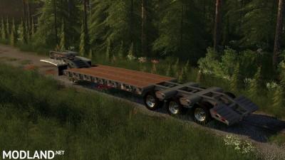 Lode King 50 ton Lowbed v 1.0, 1 photo