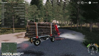 MKS8 forest trailer MP v 1.0, 2 photo
