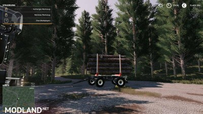 MKS8 forest trailer MP v 1.0, 3 photo