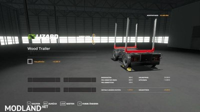 MKS8 forest trailer MP v 1.0, 4 photo