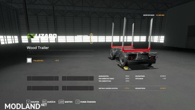 MKS8 forest trailer MP v 1.0, 5 photo