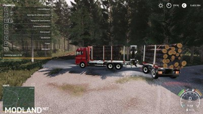 MKS8 forest trailer MP v 1.0 - Direct Download image