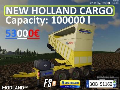 New HOLLAND CARGO By BOB51160 v 1.0.2, 1 photo
