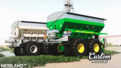 New Leader NL345 / John Deere DN345 v 1.0, 4 photo