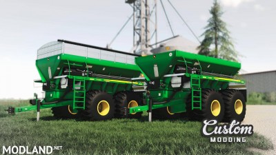 New Leader NL345 / John Deere DN345 v 1.0, 1 photo