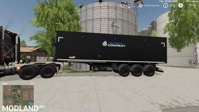 Optiliner 150k Grain Cart v 1.0, 2 photo