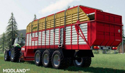 Pottinger Jumbo Loading Wagon (43000 Liters) v 1.0, 1 photo