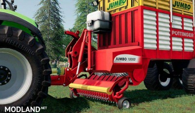 Pottinger Jumbo Loading Wagon (43000 Liters) v 1.0, 3 photo