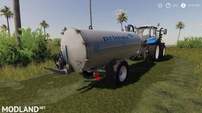 Primex 6000 Liter Pack v 1.0, 2 photo