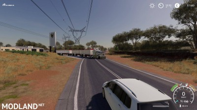 RoadWest Transport v 1.0