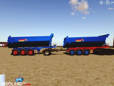 Schmitz Kipper fs19 v 1.0, 3 photo