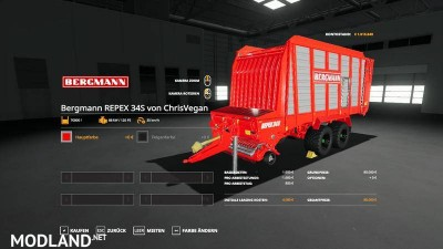 Self-loading wagon Modpack Color / Chrome Edtion v 1.0, 12 photo