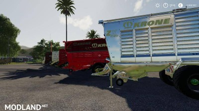 Self-loading wagon Modpack Color / Chrome Edtion v 1.0, 2 photo
