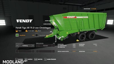 Self-loading wagon Modpack Color / Chrome Edtion v 1.0, 6 photo