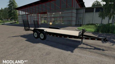Skidsteer Trailer v 1.1, 2 photo