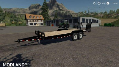 Skidsteer Trailer v 1.1, 1 photo