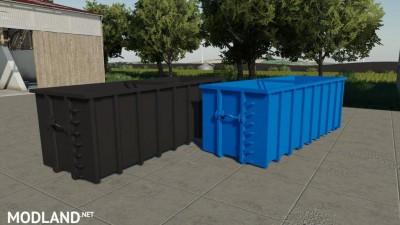 Slurry Container v 1.0, 1 photo
