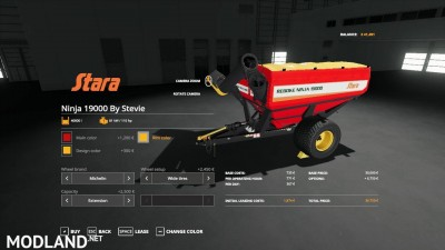 Stara Ninja 19000 Auger Wagon By Stevie, 2 photo