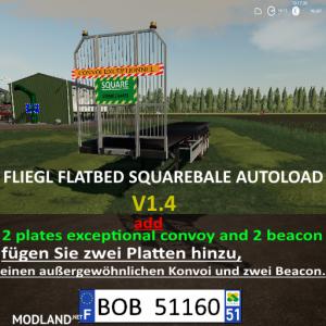 FLIEGL FLATBED ROUND SQUARE AUTOLOAD v 1.0.0.4, 1 photo