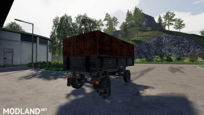 TCP 4 Trailer v 1.0.1, 2 photo