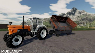 TCP 4 Trailer v 1.0.1, 1 photo
