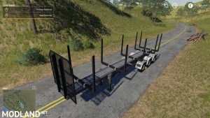 Timber Runner Wide With Autoload Wood v 1.0, 1 photo